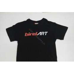 BirelART T-Paita, musta