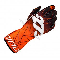-273 ajohanskat Poly EVO Fluo Orange/Black