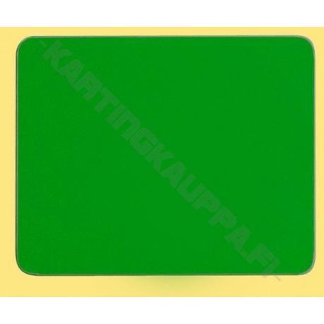 Numeropohja vihreä 160x200mm