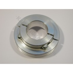 Alumiininen hihnapyörä 50mm akselille